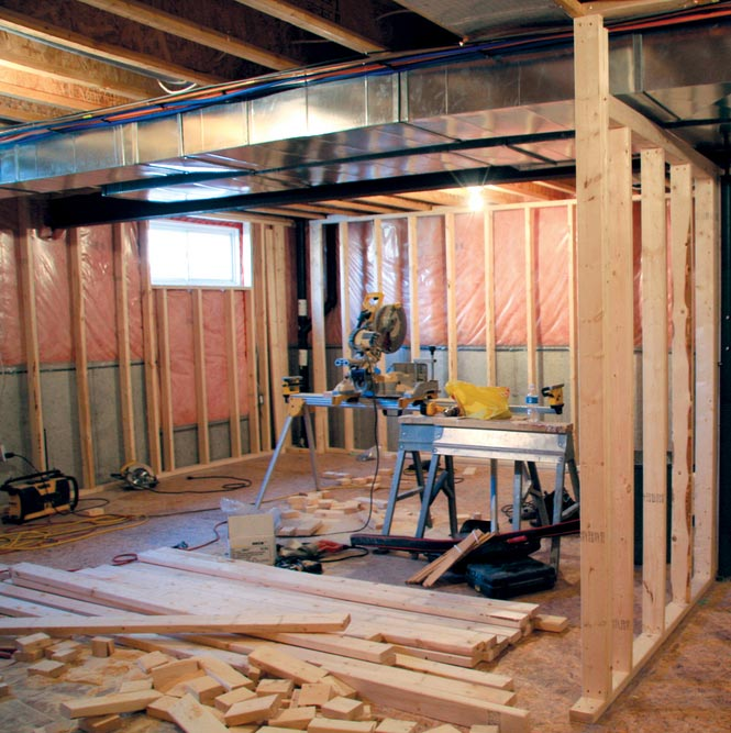 Basement Renovations Toronto
