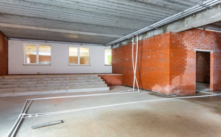 basement renovation in orentario