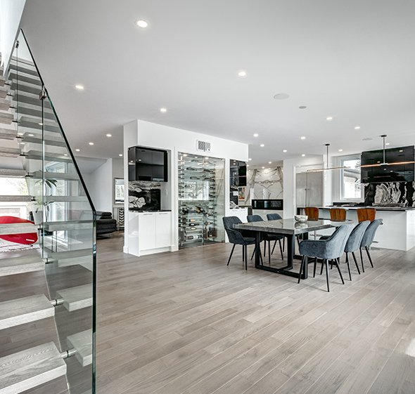 basement renovating