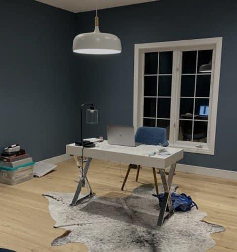 workspace finishing