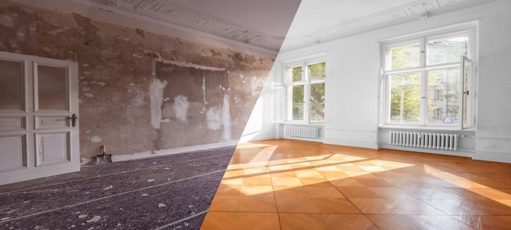 renovation comparison