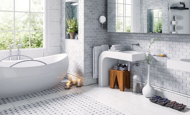 save money on cost of bathroom renovations
