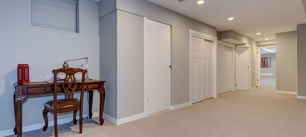 how do upgrade my basement apartment