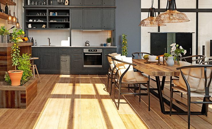 how can renovate kitchen cheaply