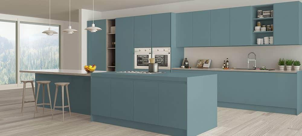maintain kitchen layout